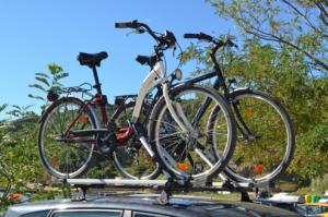 dachträger fahrradträger test