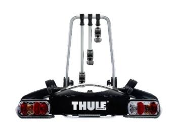 thule euroway g2 922 anhaengerkupplungs fahrradtraeger
